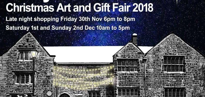 Ilkley Arts Christmas Art and Gift Fair