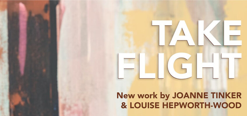 Take Flight Exhibition – 5 & 6 June – Ilkley Arts Studio